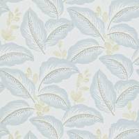 Box Hill Wallpaper - Blue/Grey