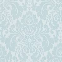 Richmond Wallpaper - Scotch Grey