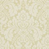 Richmond Wallpaper - Beige/Cream