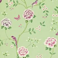 Pavilion Wallpaper - Georgian Green