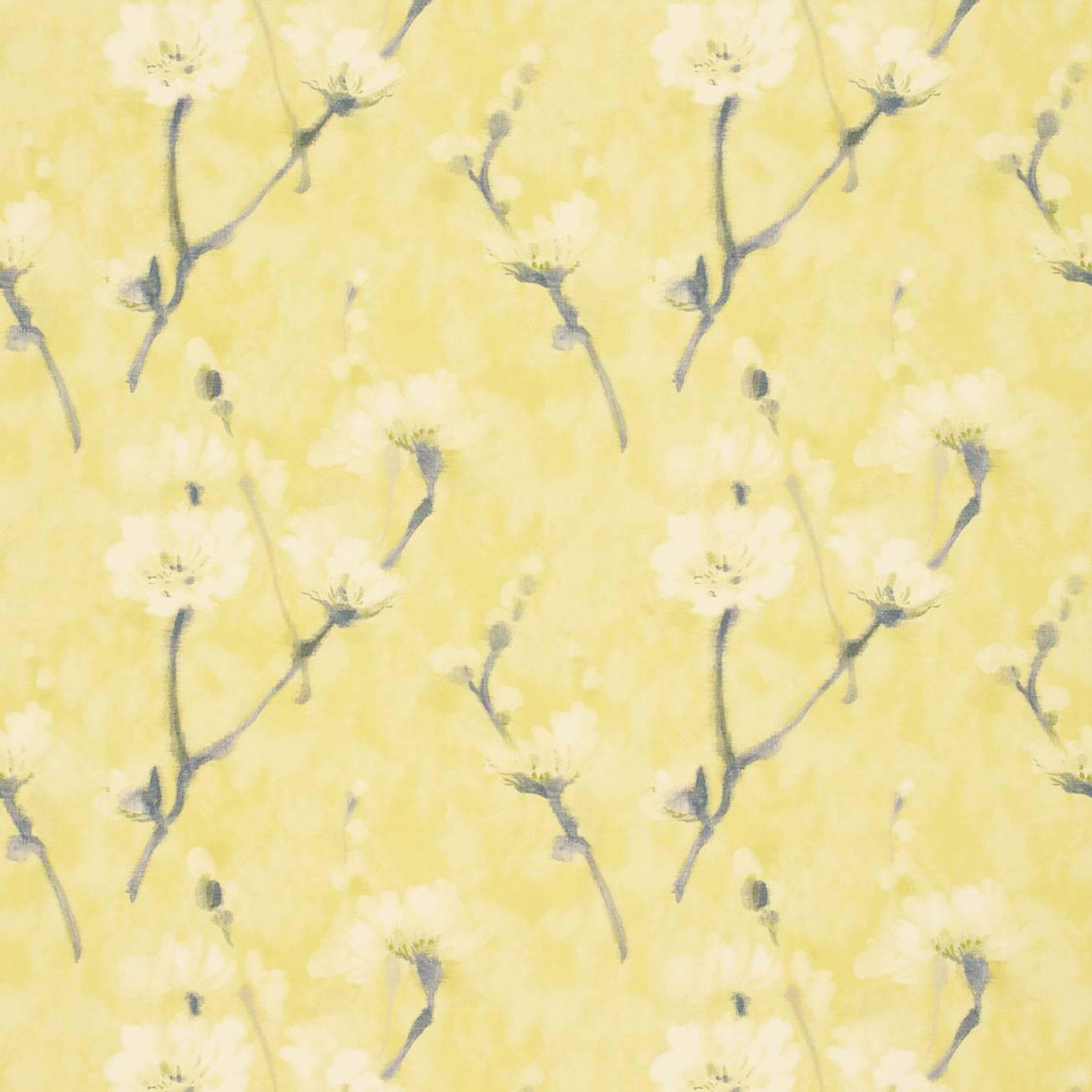 Eleni Wallpaper Indian Yellow 213025 Sanderson