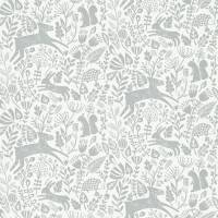 Kelda Wallpaper - Pewter