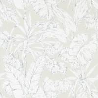 Parlour Palm Wallpaper - Raffia