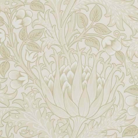 Artichoke Wallpaper Vellum 210353 William Morris
