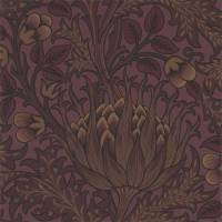 Artichoke Wallpaper - Wine