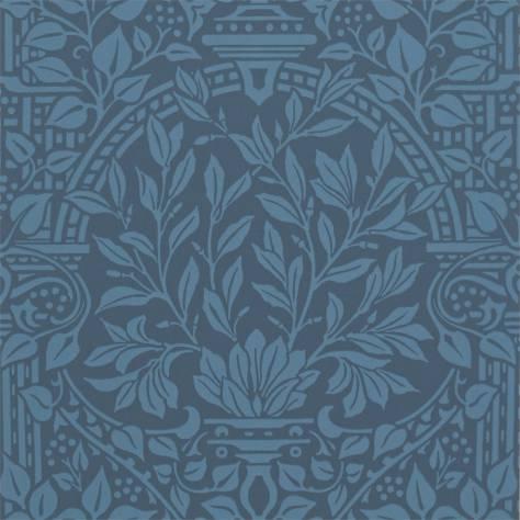 Garden Craft Wallpaper Ink 210357 William Morris