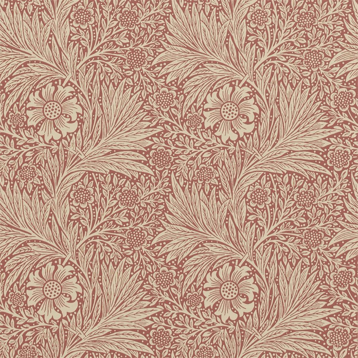 William Morris Co Archive Wallpapers Marigold Wallpaper