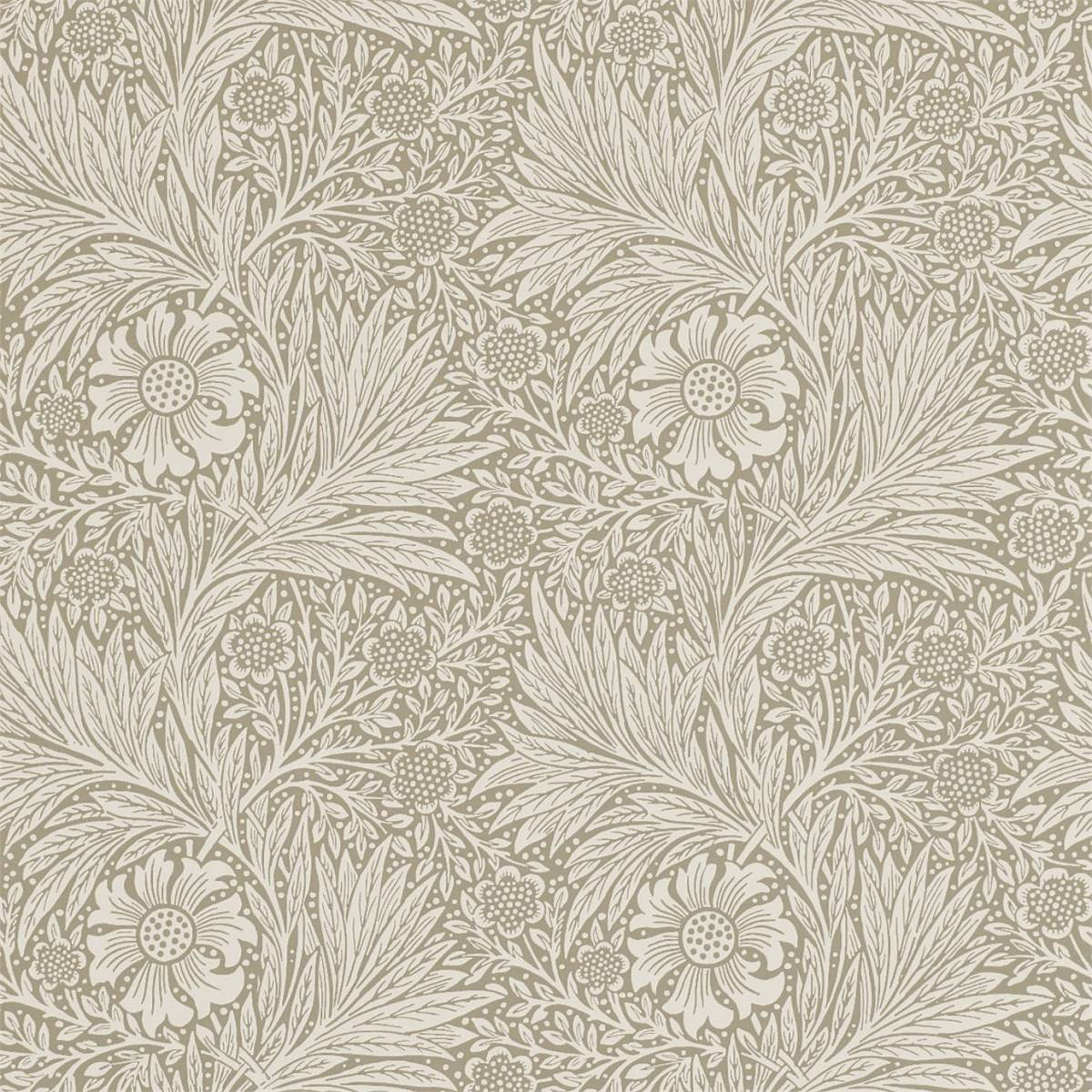 Marigold Wallpaper Linen 210371 William Morris Amp Co