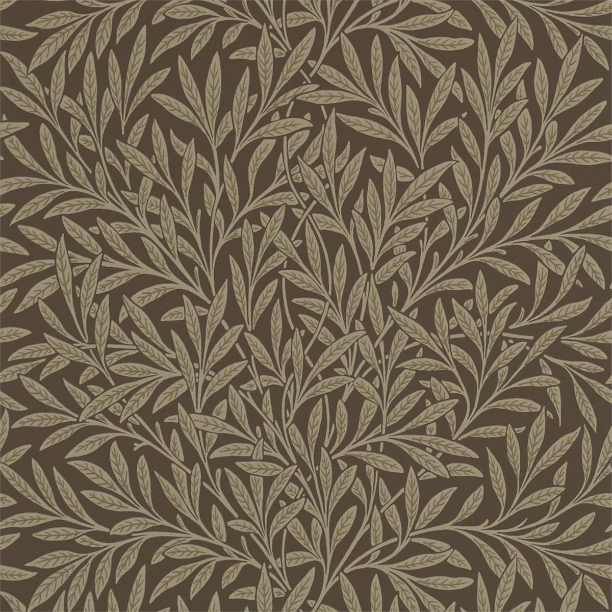 Willow Wallpaper Bullrush 210380 William Morris amp Co