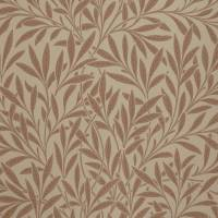 Willow Wallpaper - Russet