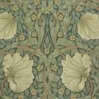 Pimpernel Wallpaper Privet/Slate