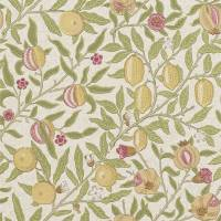 Fruit Wallpaper - Limestone/Artichoke