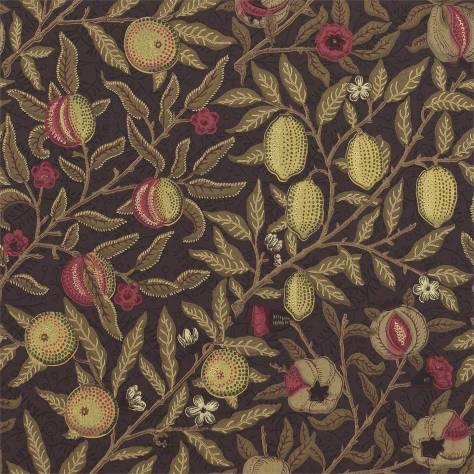 Fruit Wallpaper Wine Manilla 210397 William Morris