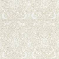 Pure Dove & Rose Wallpaper - White Clover