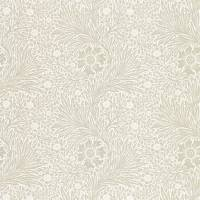 Pure Marigold Wallpaper - Soft Gilver