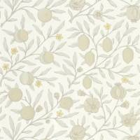 Pure Fruit Wallpaper - Horned Poppy/Grey