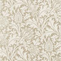 Pure Thistle (Beaded) Wallpaper - Gilver