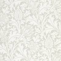 Pure Thistle Wallpaper - Pebble