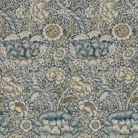 Wandle Wallpaper - Blue / Stone