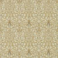 Snakeshead Wallpaper - Gold / Linen
