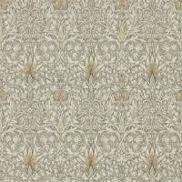 Snakeshead Wallpaper - Stone / Cream