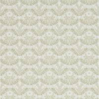 Morris Bellflower Wallpaper - Manilla / Olive