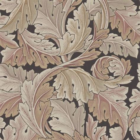 William Morris & Co Archive II Wallpapers Acanthus Wallpaper - Terracotta - 212551
