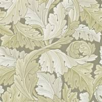 Acanthus Wallpaper - Stone