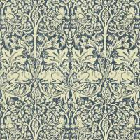 Brer Rabbit Wallpaper - Indigo/Vellum