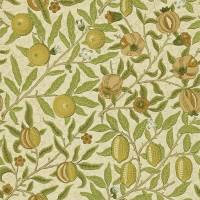 Fruit Wallpaper - Lime Green/Tan