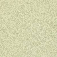 Lily Leaf Wallpaper - Eggshell