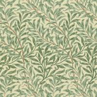 Willow Boughs Wallpaper - Green