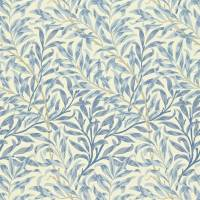 Willow Boughs Wallpaper - Blue