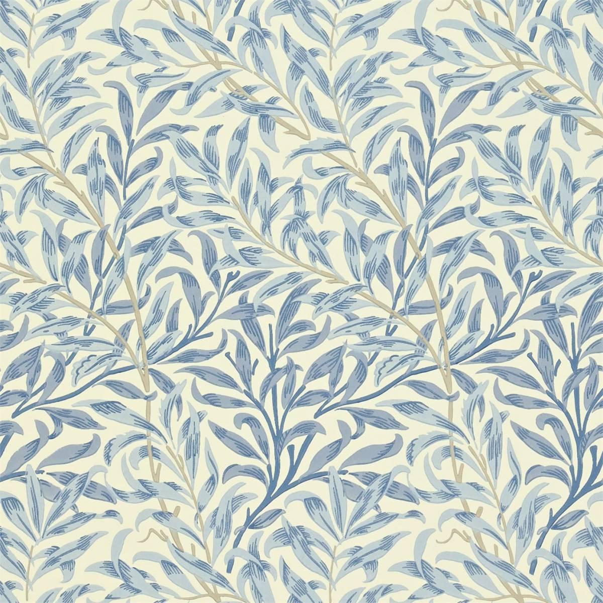 William Morris Wallpaper: Willow Boughs Wallpaper