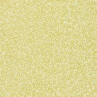 Lily Leaf Wallpaper - Gold
