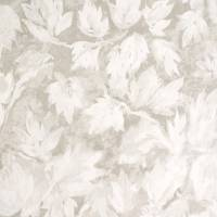 Fresco Leaf Wallpaper - Linen