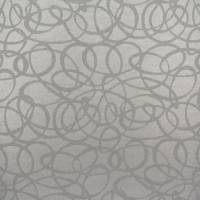 Girandole Wallpaper - Silver