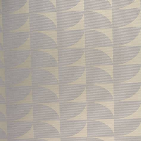 Designers Guild Marquisette Wallpapers  Laroche Wallpaper - Silver - PDG691/02