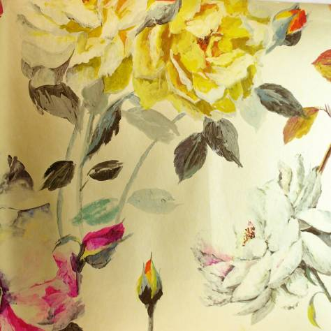 Designers Guild Jardin Des Plantes Wallpapers Couture Rose Wallpaper - Tuberose - PDG711/02