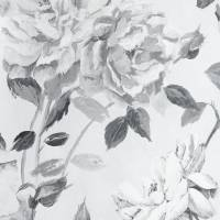 Couture Rose Wallpaper - Noir