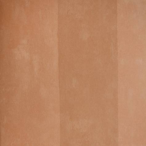 Designers Guild Parchment Wallpapers Parchment Stripe Wallpaper - Burnished Copper - PDG720/06