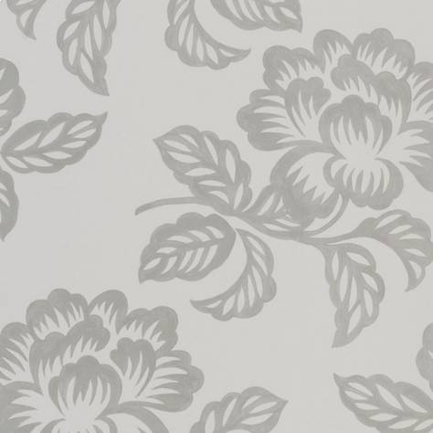 Designers Guild Majolica Wallpaper Berettino Wallpaper - Graphite - P1020/04