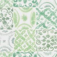 Pesaro Wallpaper - Emerald