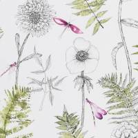 Acanthus Wallpaper - Moss