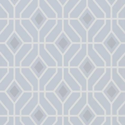 Designers Guild Majolica Wallpaper Laterza Wallpaper - Sky - P1026/03