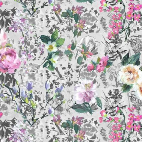 Designers Guild Majolica Wallpaper Majolica Wallpaper - Slate - P1028/02