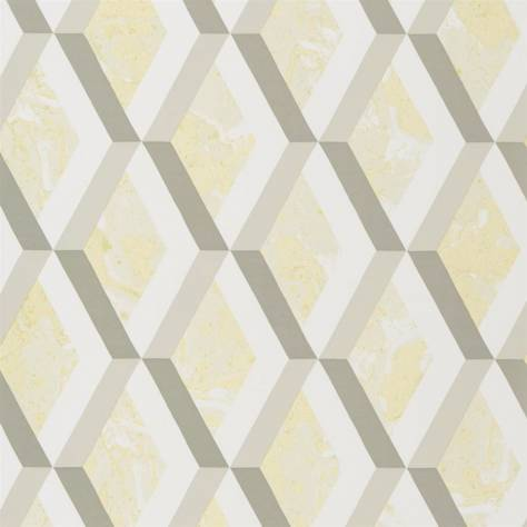 Designers Guild Mandora Wallpapers Jourdain Wallpaper - Limelight - PDG1054/03