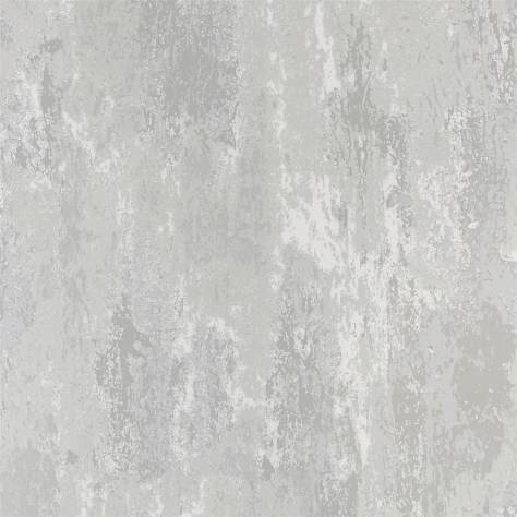 Designers Guild Foscari Fresco Wallpapers Ajanta Wallpaper - Concrete - P555/19