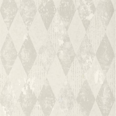Designers Guild Foscari Fresco Wallpapers Arlecchino Wallpaper - Ivory - PDG1090/01