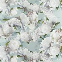 Peonia Wallpaper - Zinc